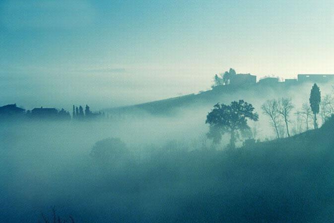 冬季雾天摄影技巧:将薄雾的风光拍得更有情调